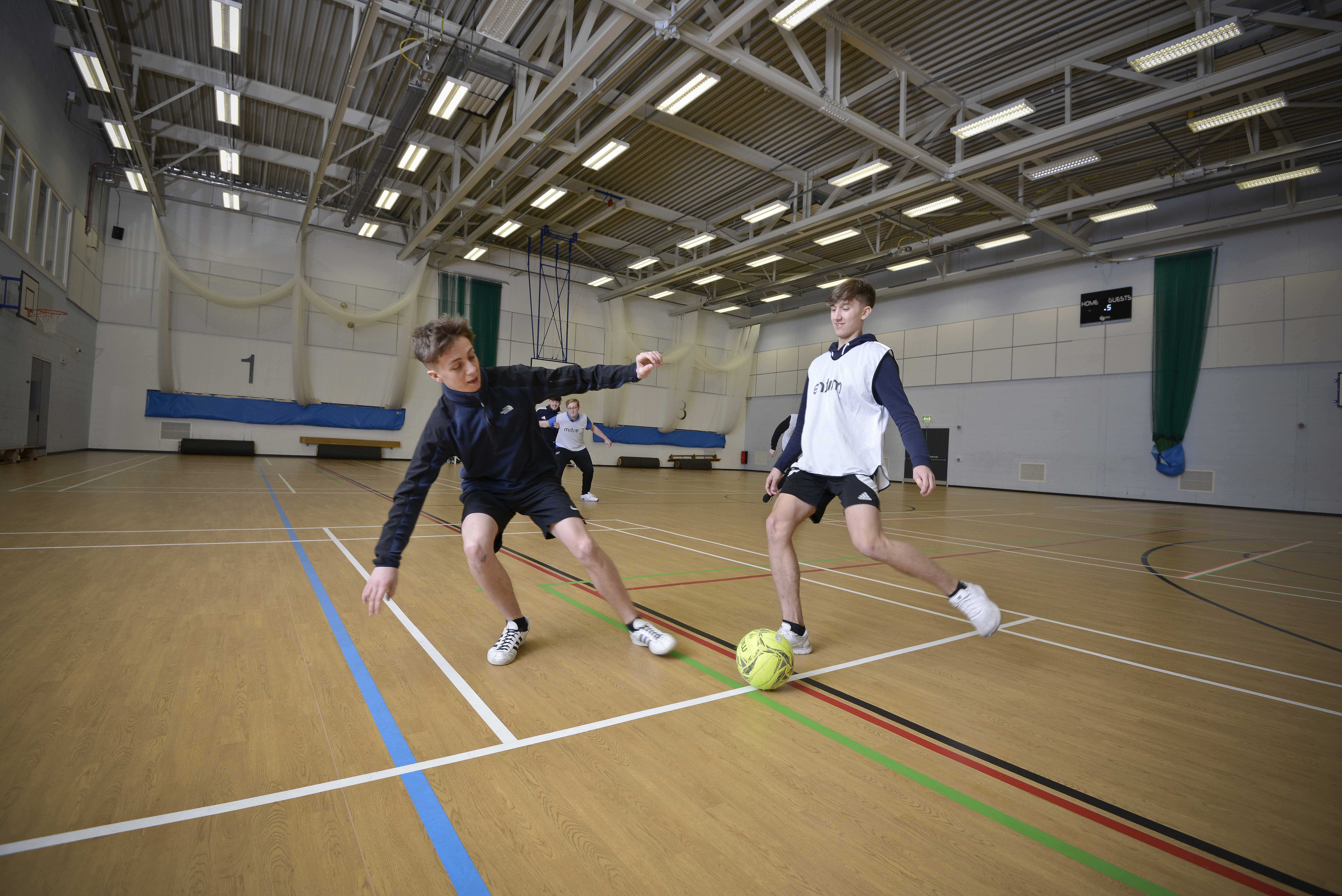 Sport Level 3 BTEC National Extended Certificate