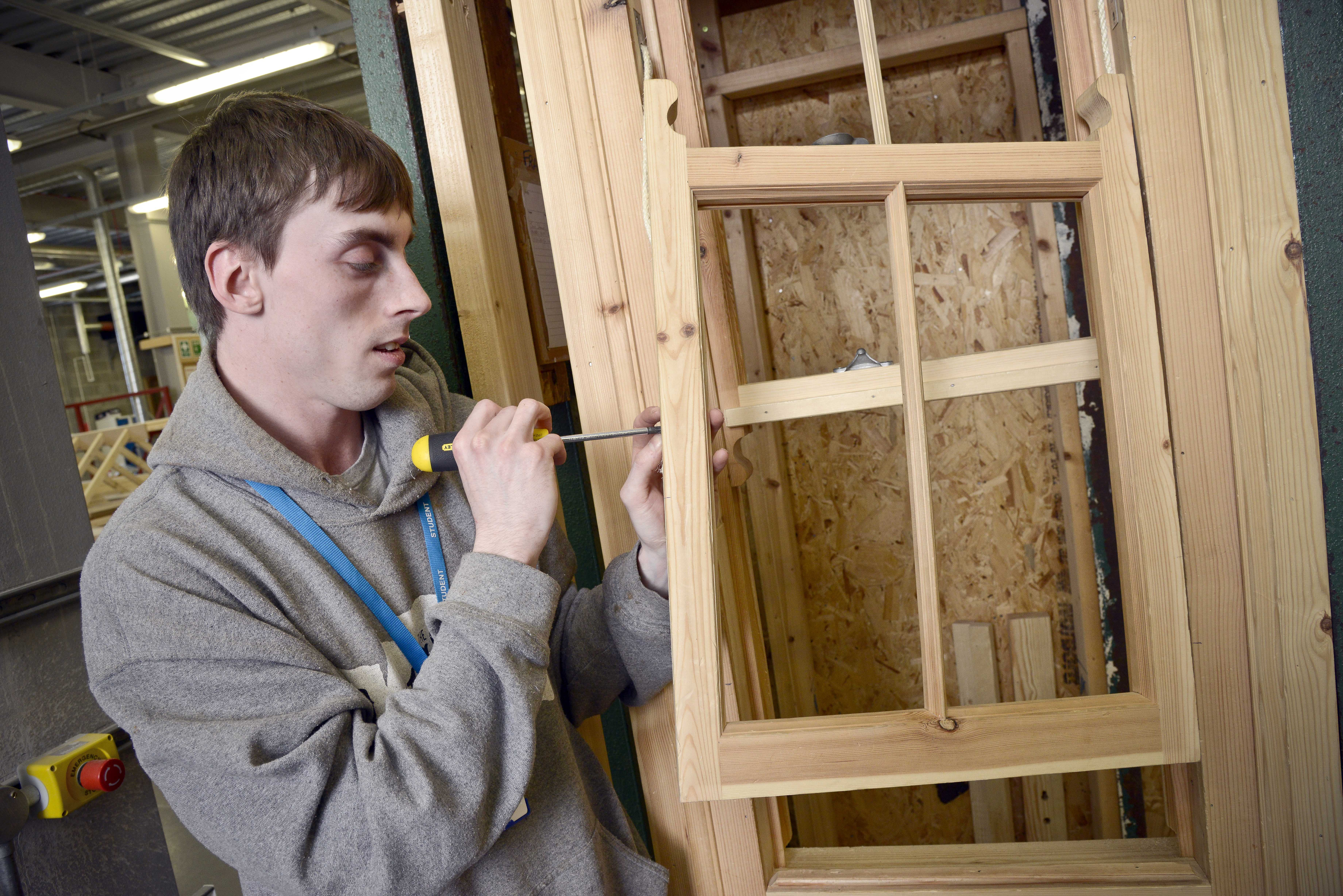 Level 2 Carpentry and Joinery