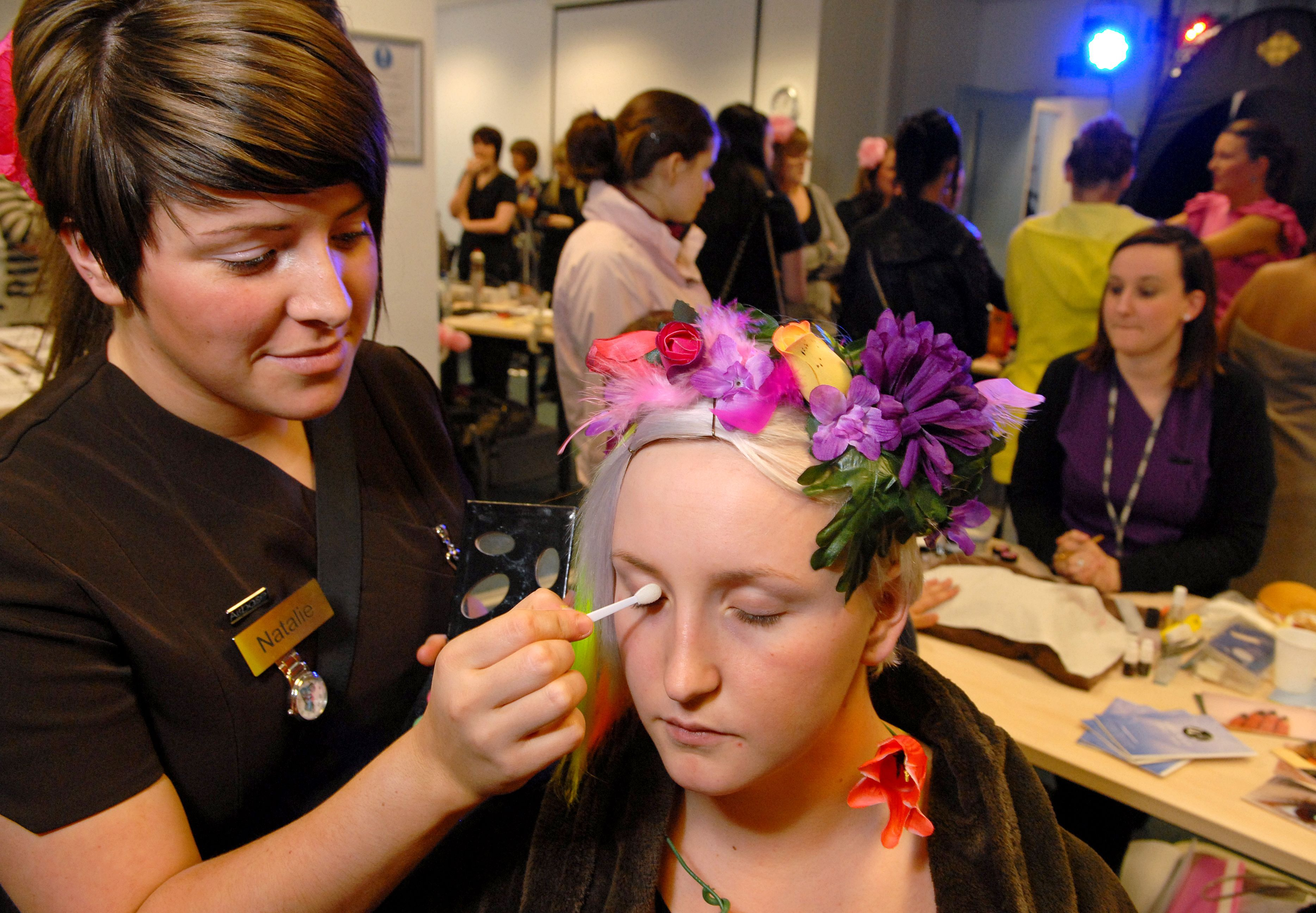 VTCT Level 2 Diploma in Hair and Media Make-up Studies
