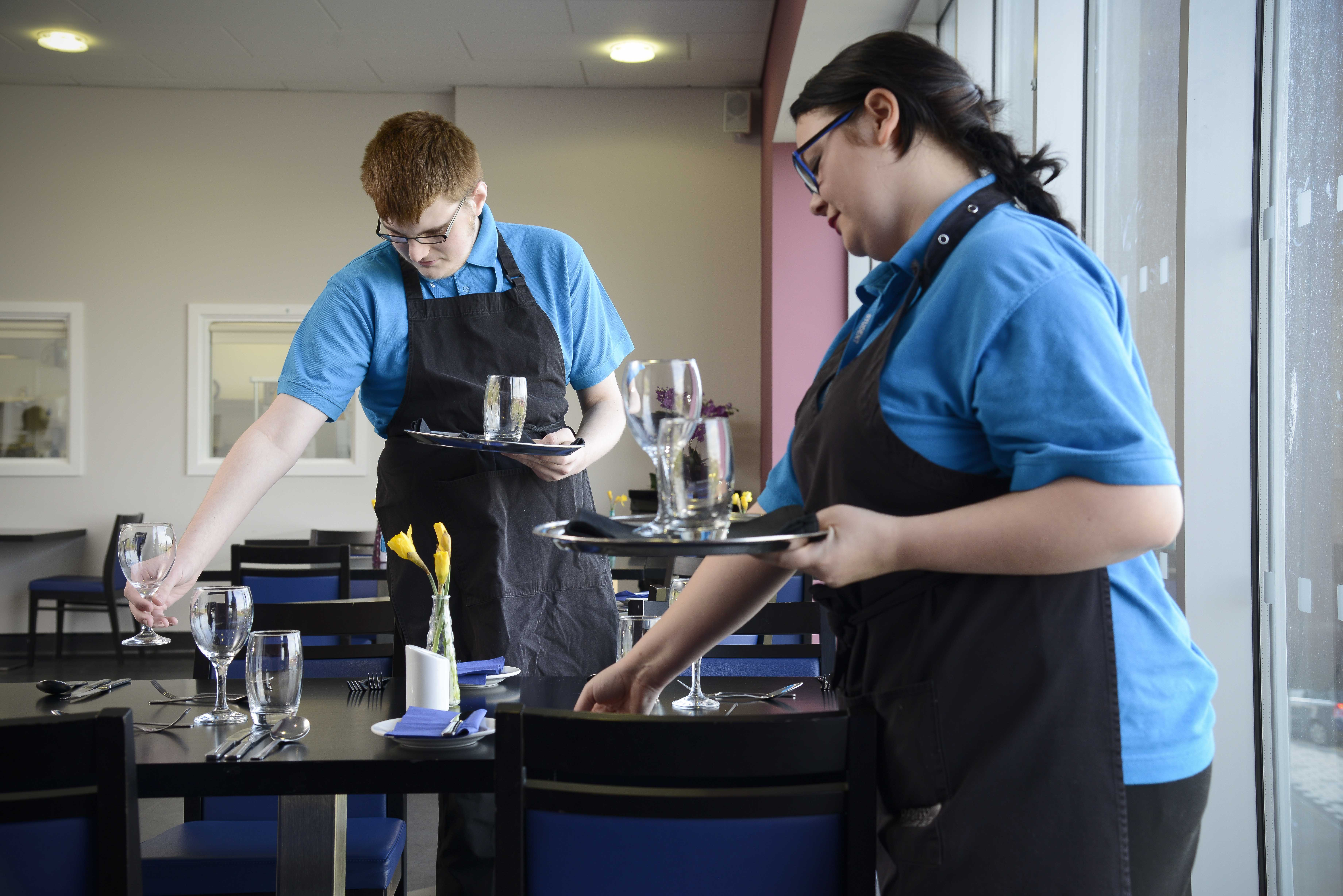 VTCT Entry Level 3 Diploma in Vocational Studies - Hospitality and Catering (QCF)
