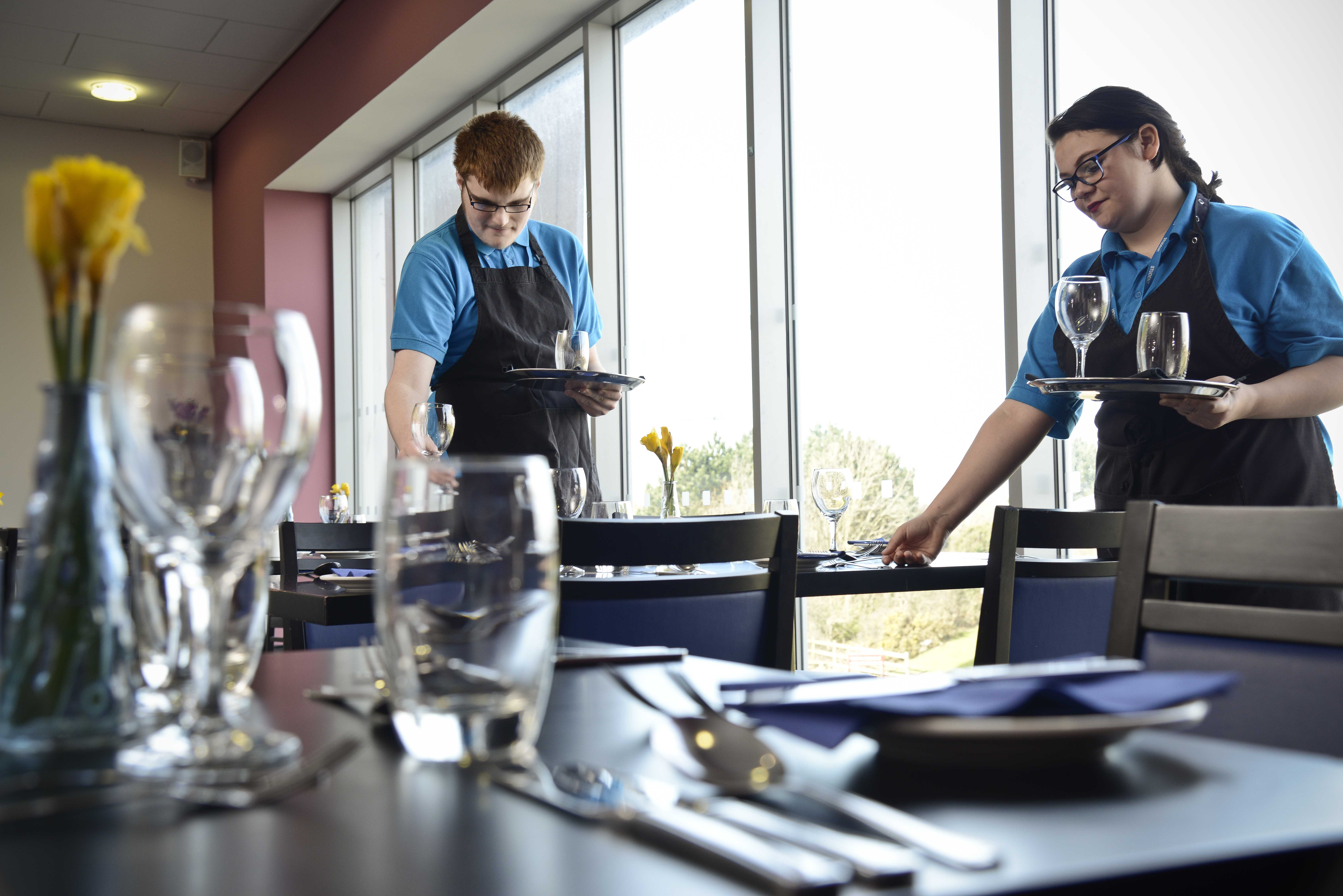 VTCT Level 1 Diploma in Vocational Studies - Hospitality and Catering (QCF)