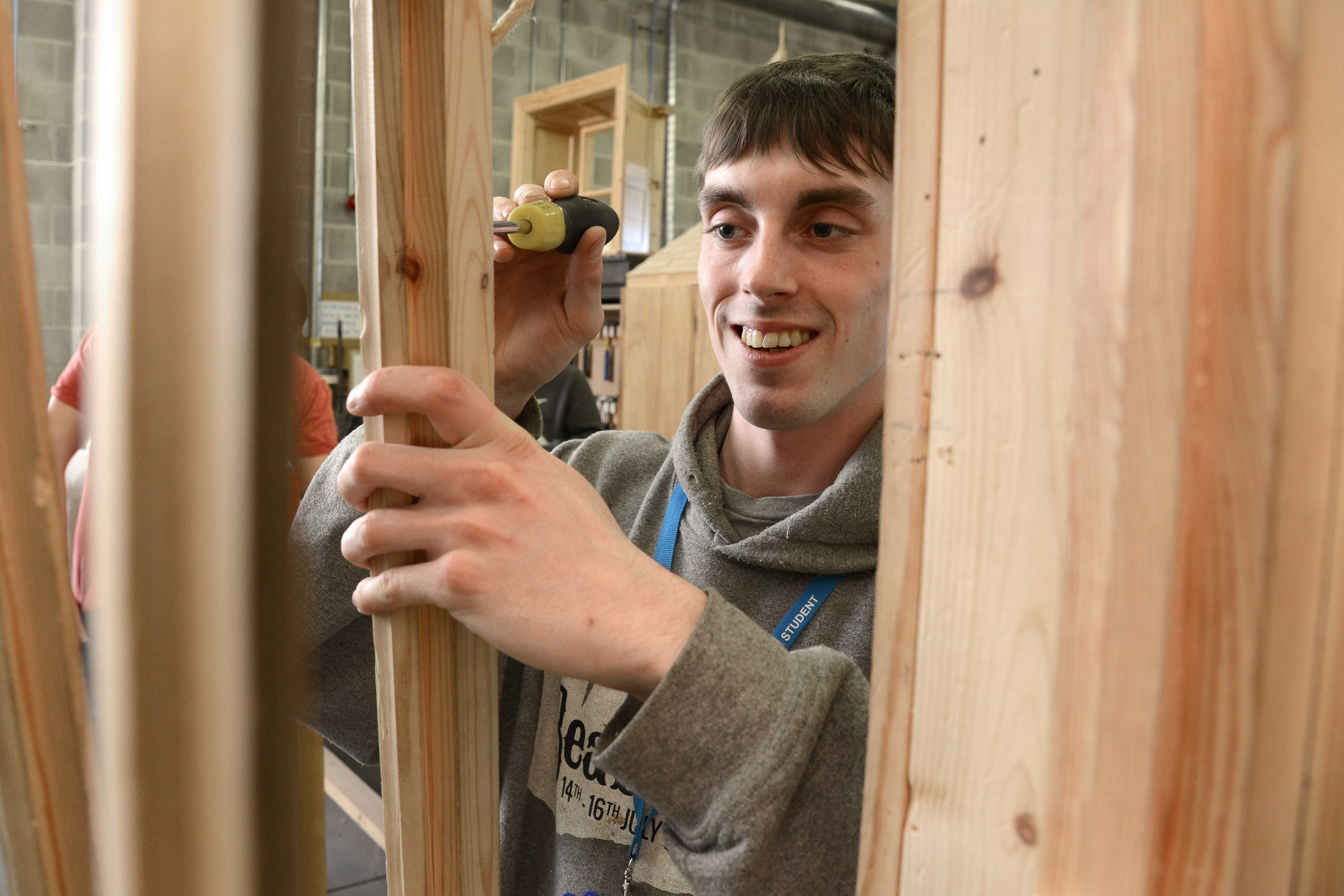 Construction Crafts Diploma Level 3 (Brickwork, Carpentry & Joinery, Painting & Decorating, Plastering)