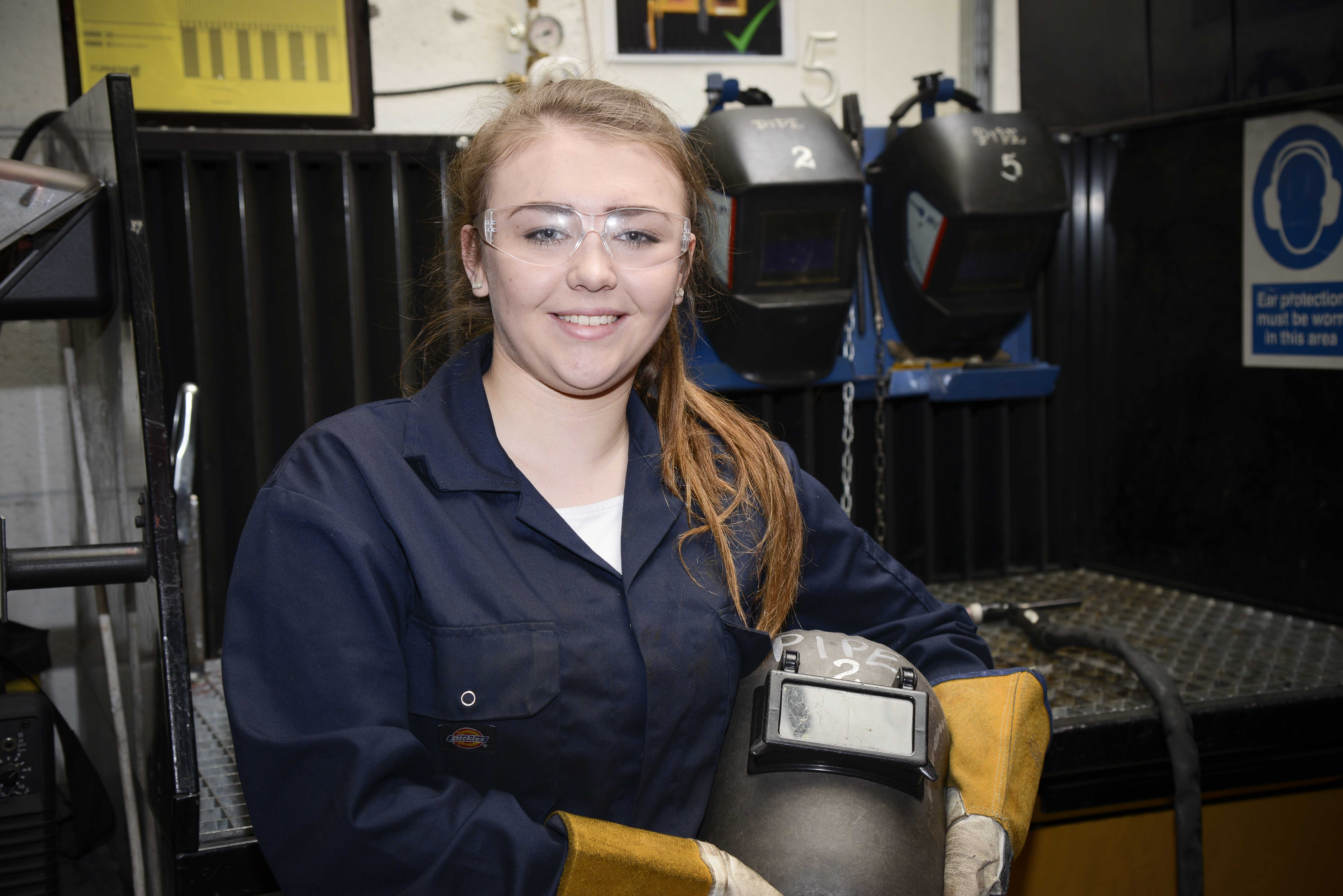 Level 1 Engineering Foundation Programme (Fabrication, Welding, Pipework and Mechanical)