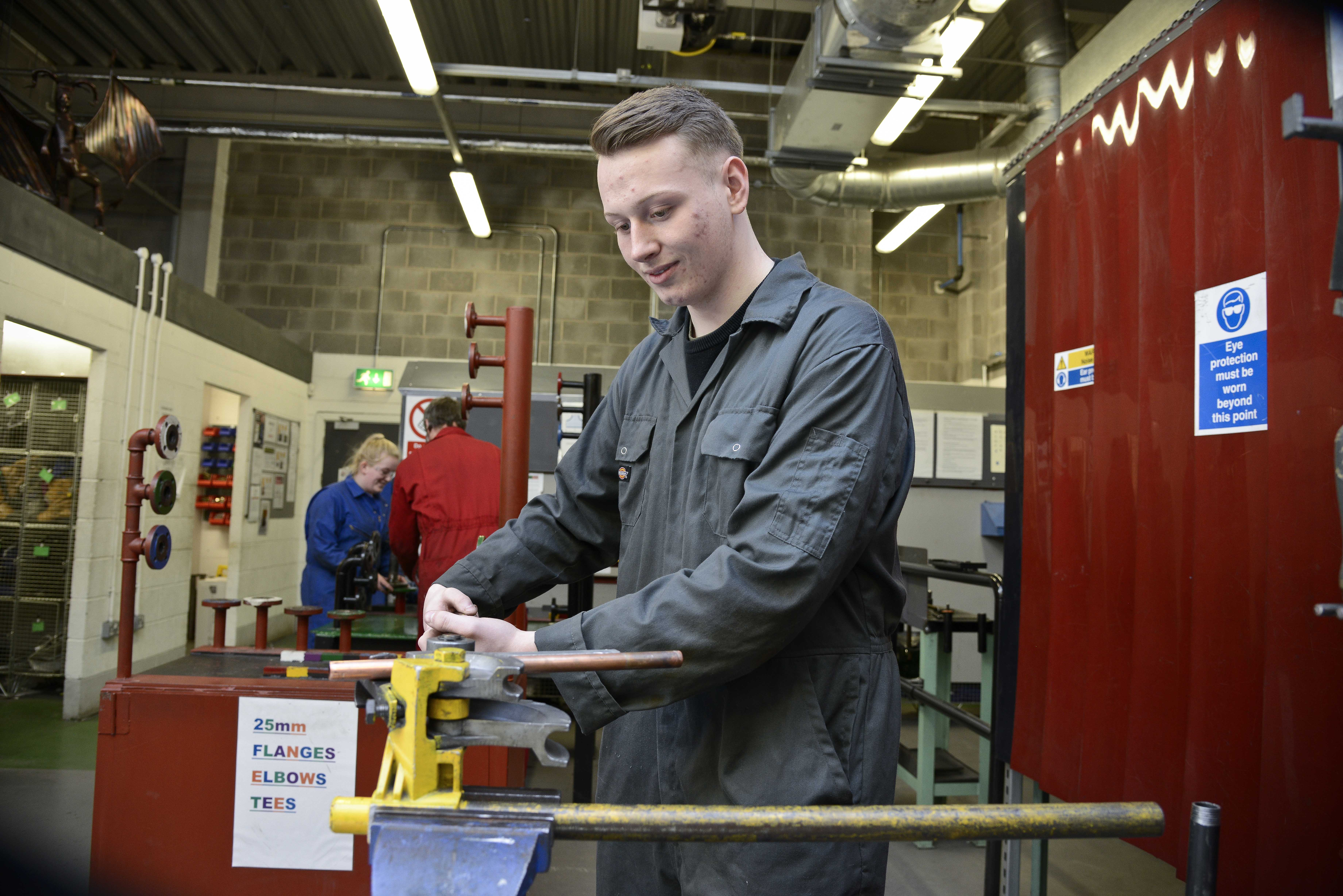 Level 2 Engineering Foundation Programme (Electrical, Fabrication, Welding, Pipework and Mechanical)