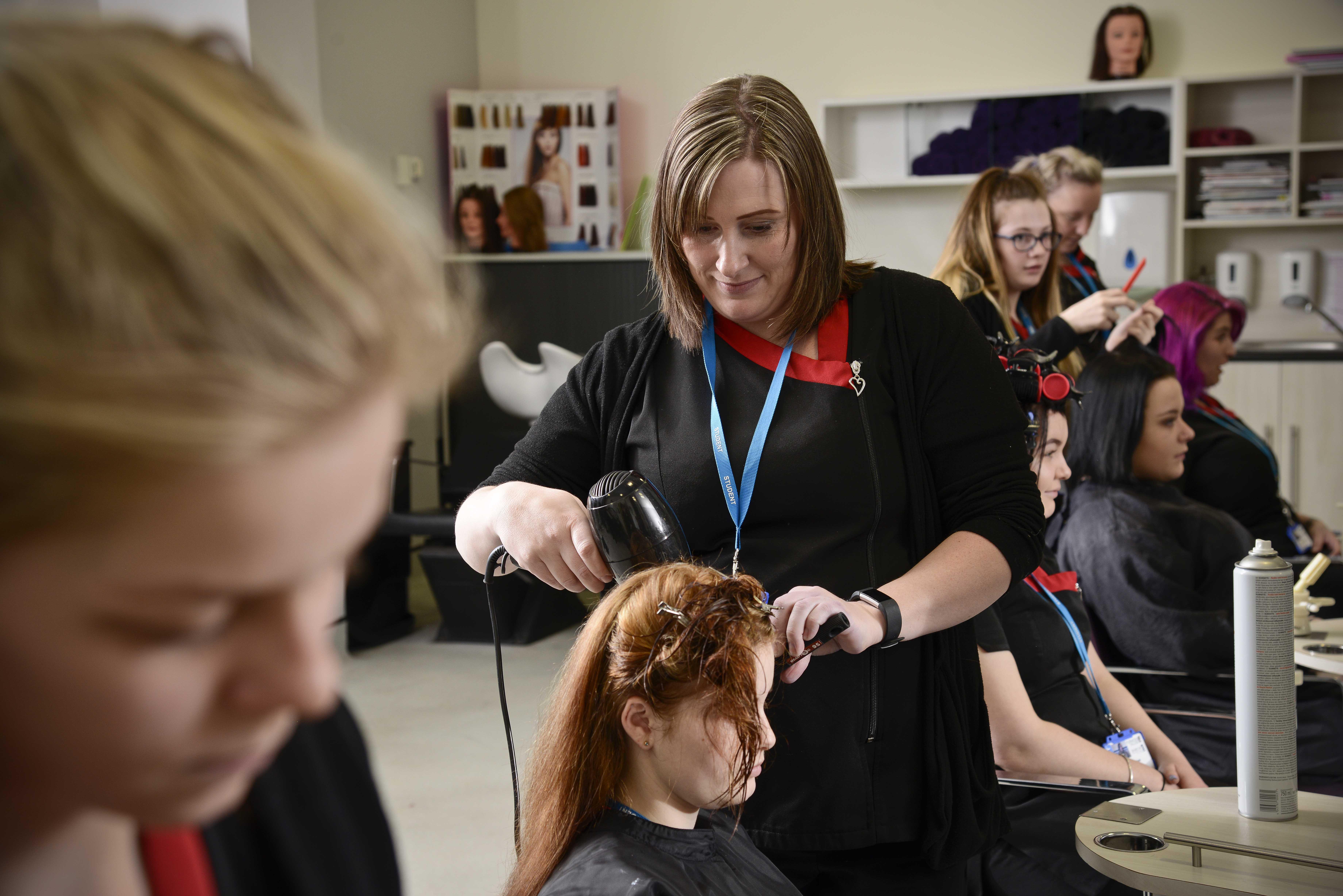 VTCT Level 3 Diploma in Women's Hairdressing
