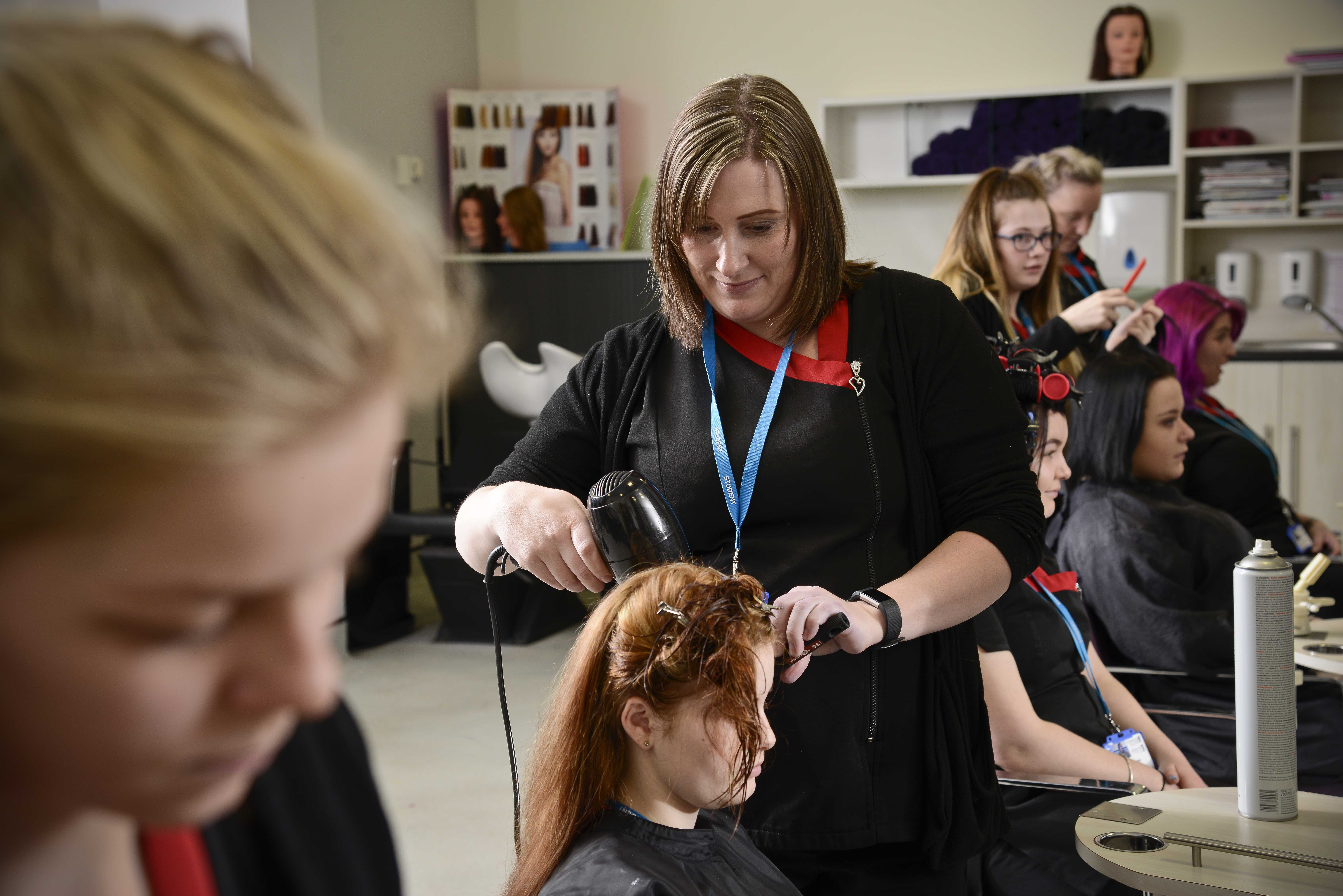 VTCT Level 3 Diploma Fashion, Theatre and Media Hair and Make-up Studies (QCF)