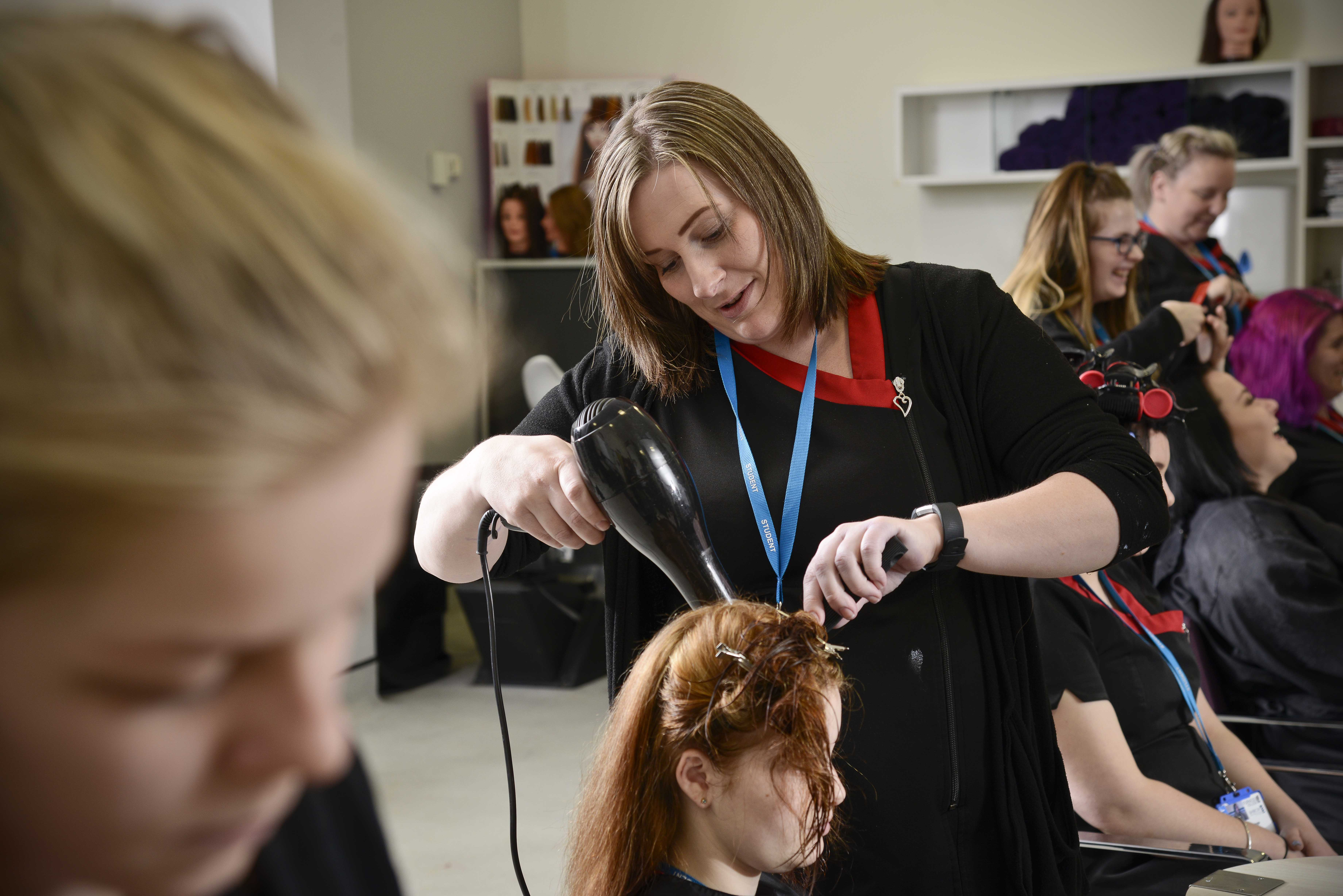 VTCT Entry 3 Diploma in Vocation Studies - Hair & Beauty