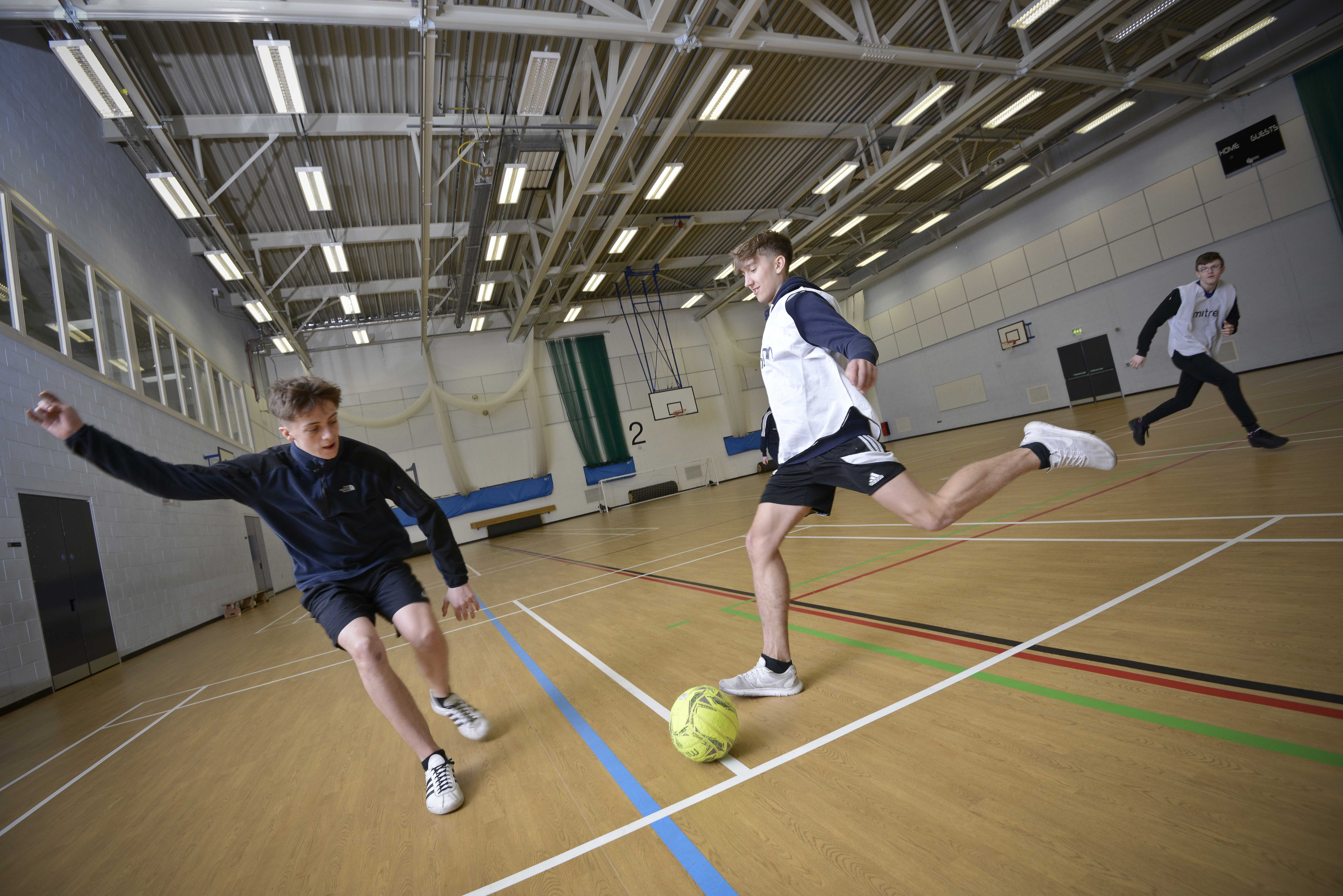 BTEC Level 3 National Extended Diploma in Sport (QCF)