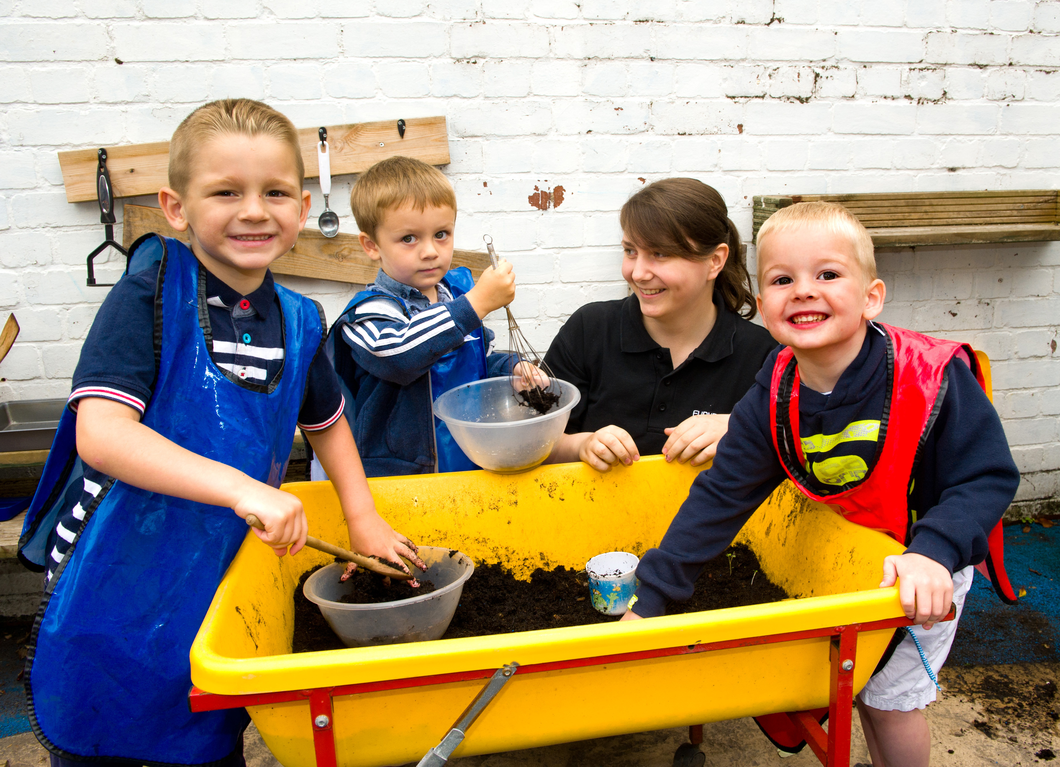 Foundation Degree in Children, Young People and their Services