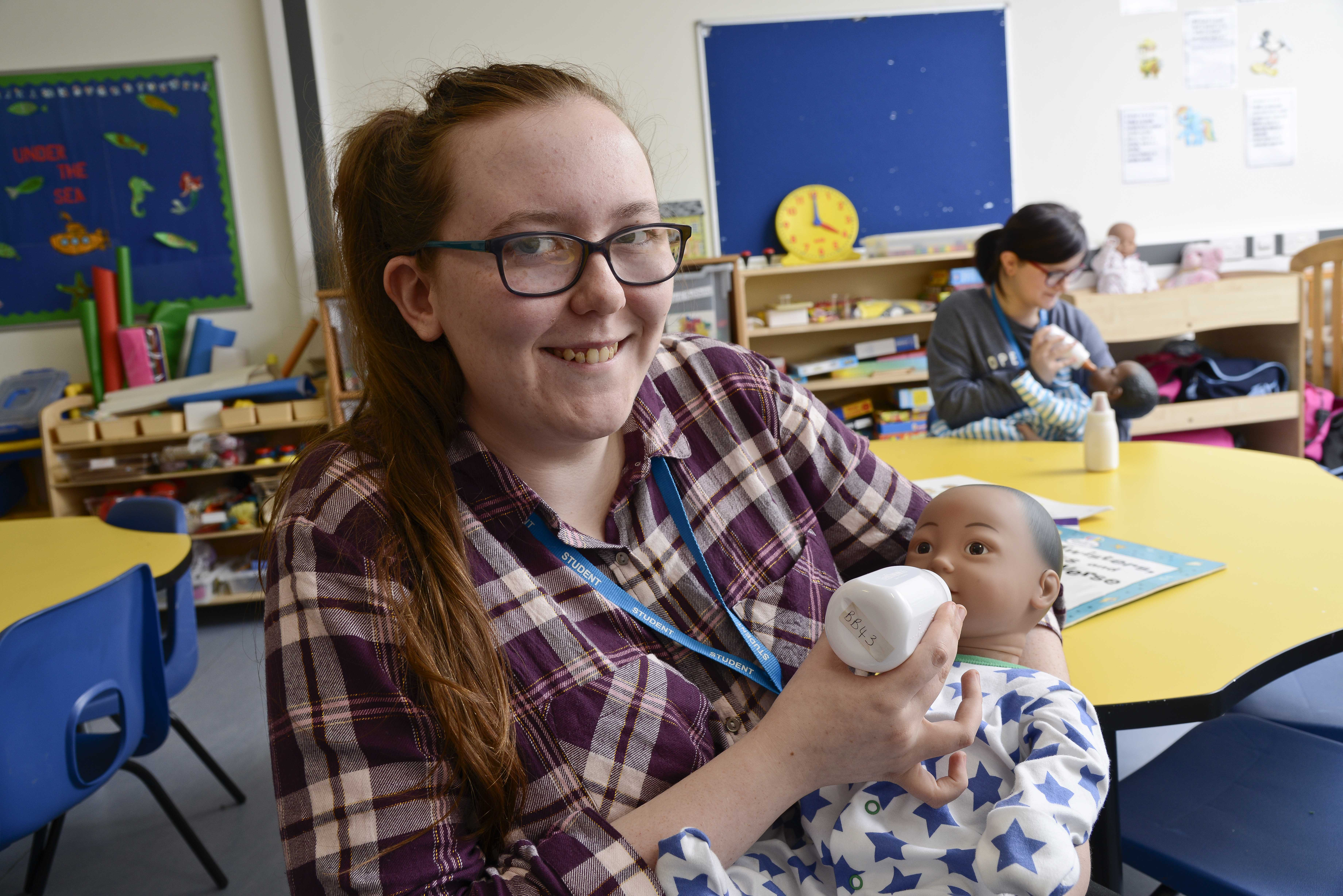 Early Years Workforce (Early Years Educator) CACHE Level 3 Diploma