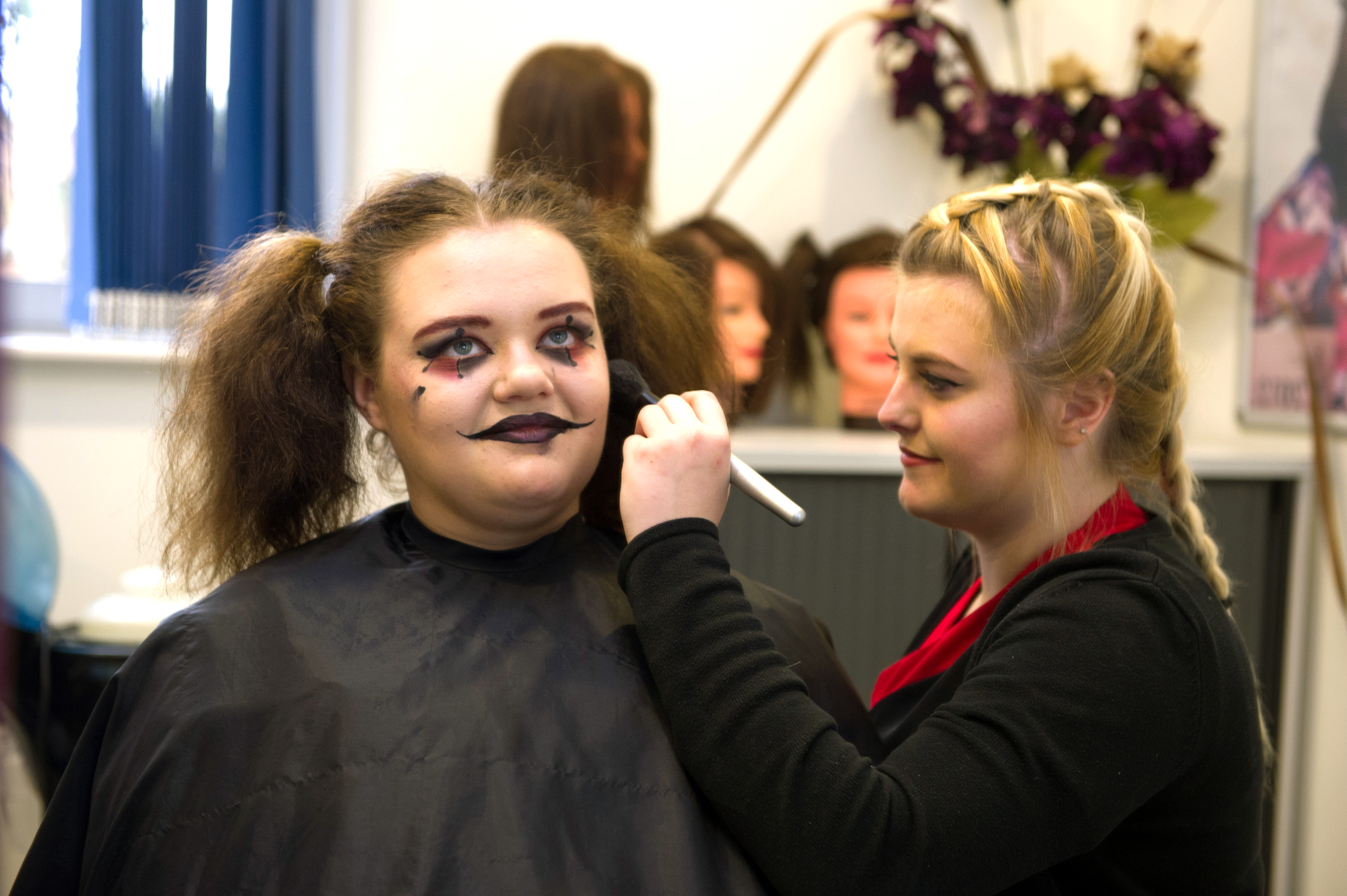 VTCT Level 3 Diploma in Fashion, Theatre and Media Hair and Make-up Studies (QCF)
