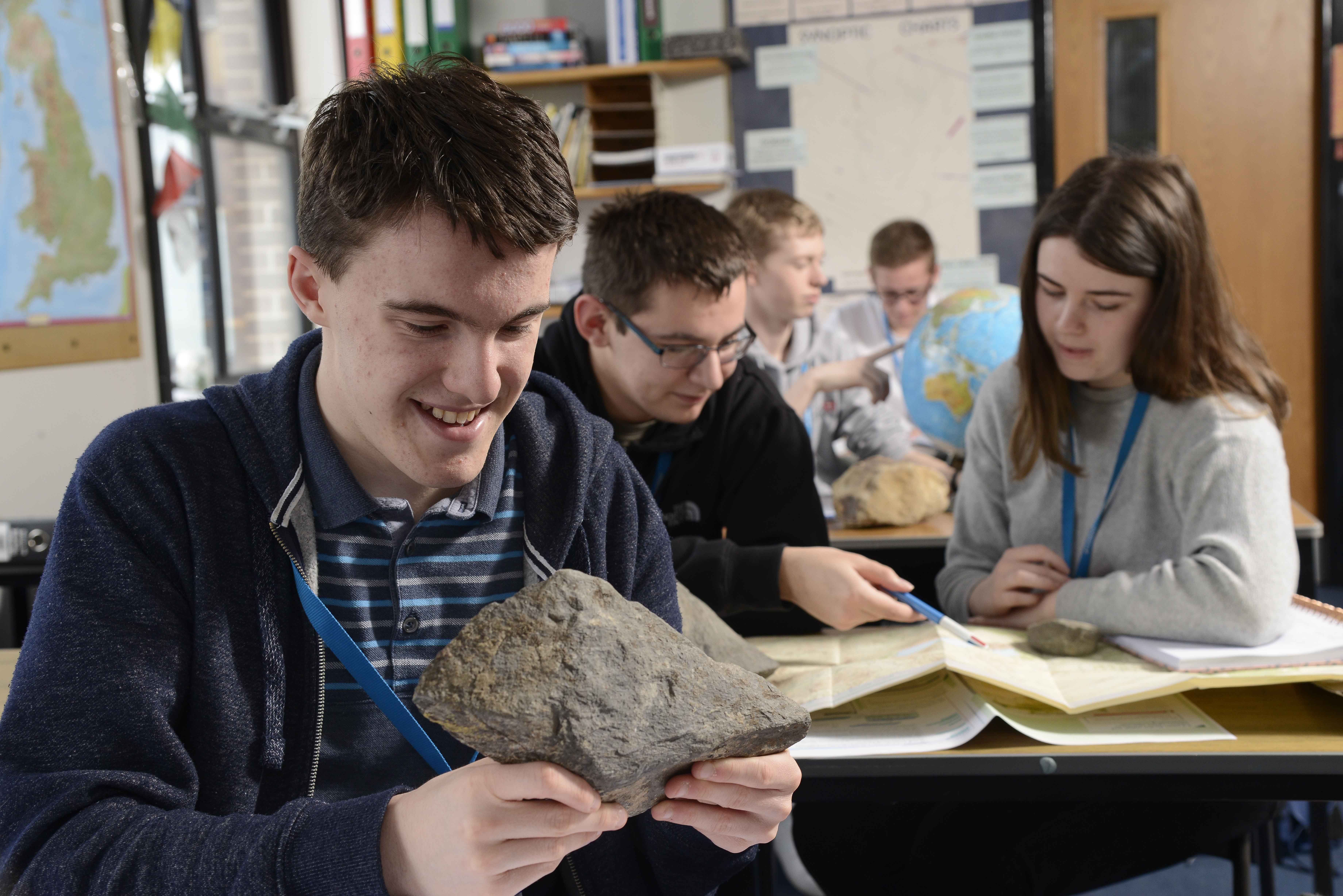 A Level Geology