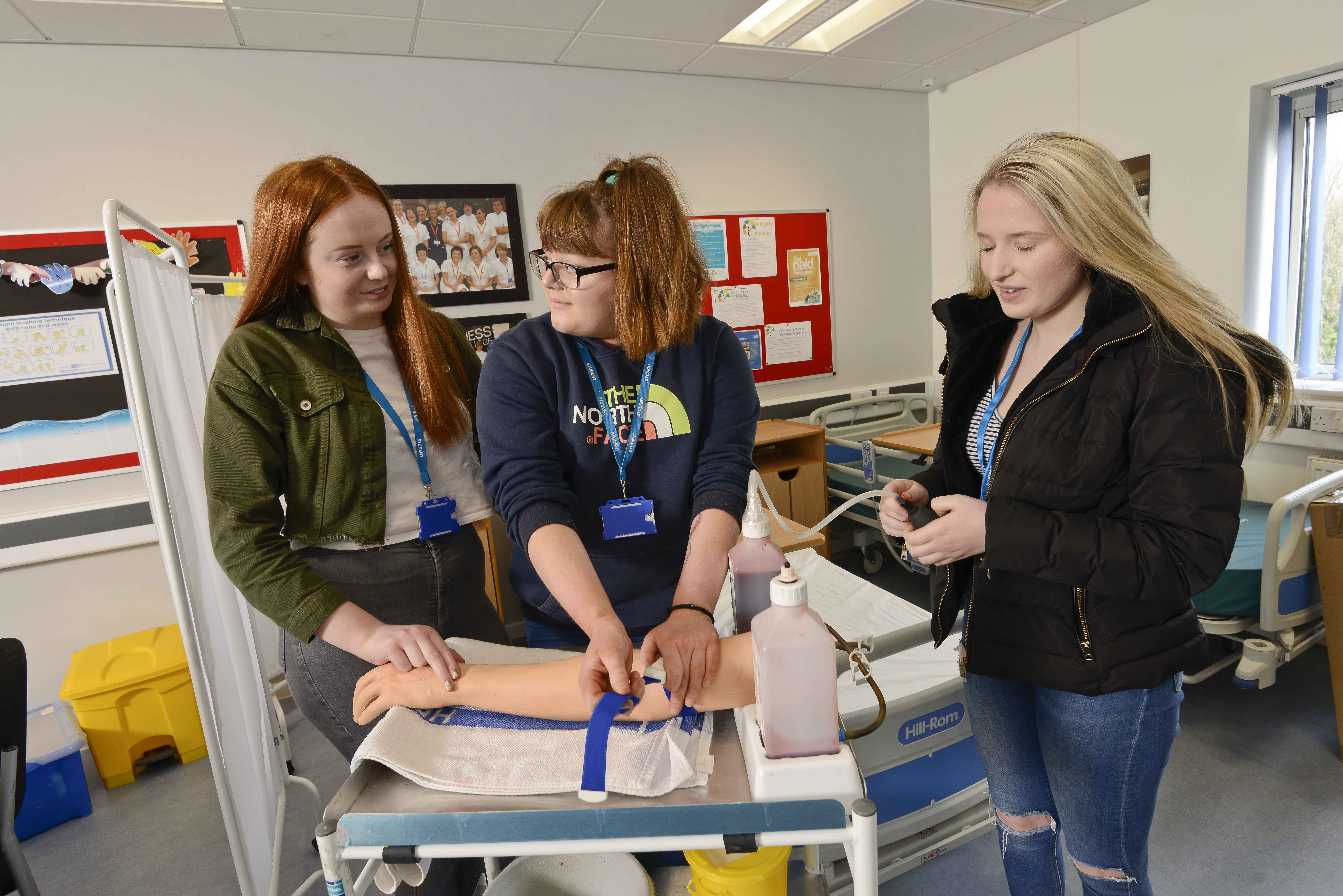 Lead Adult Care Worker Level 3