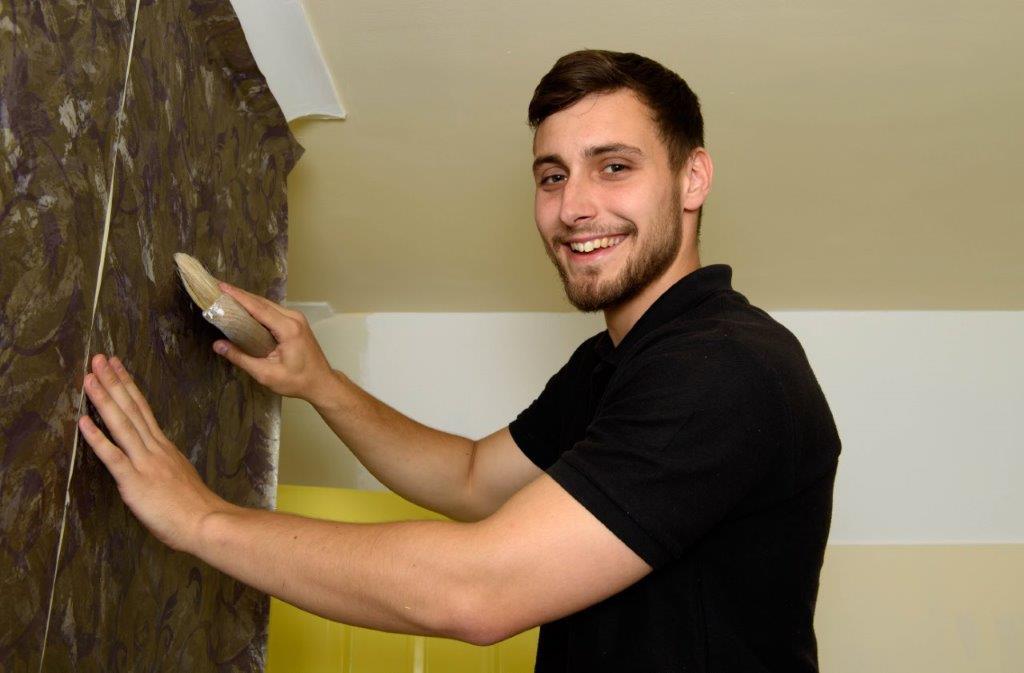 Level 2 Painter and Decorator Apprenticeship