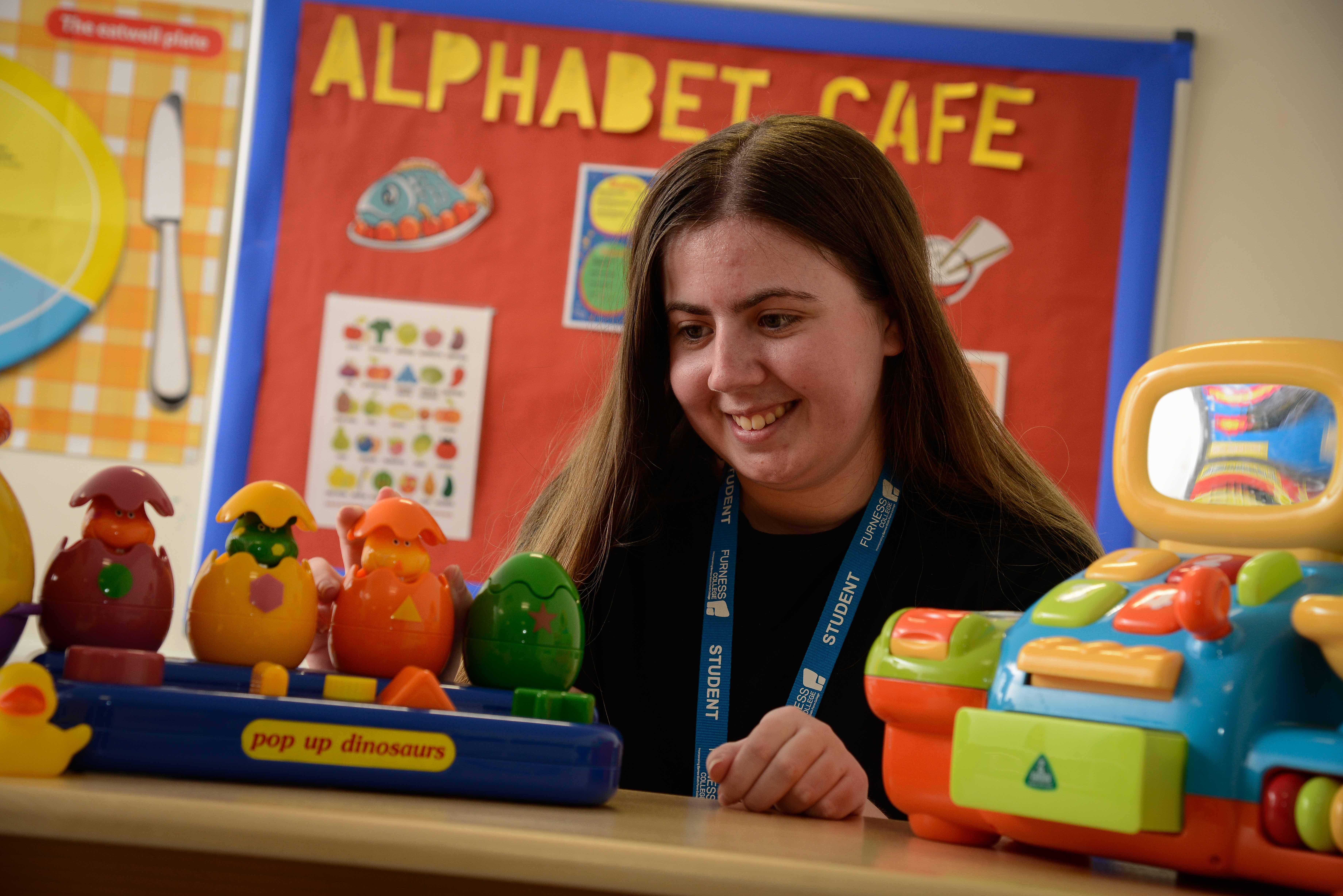 Early Years Educator Level 3