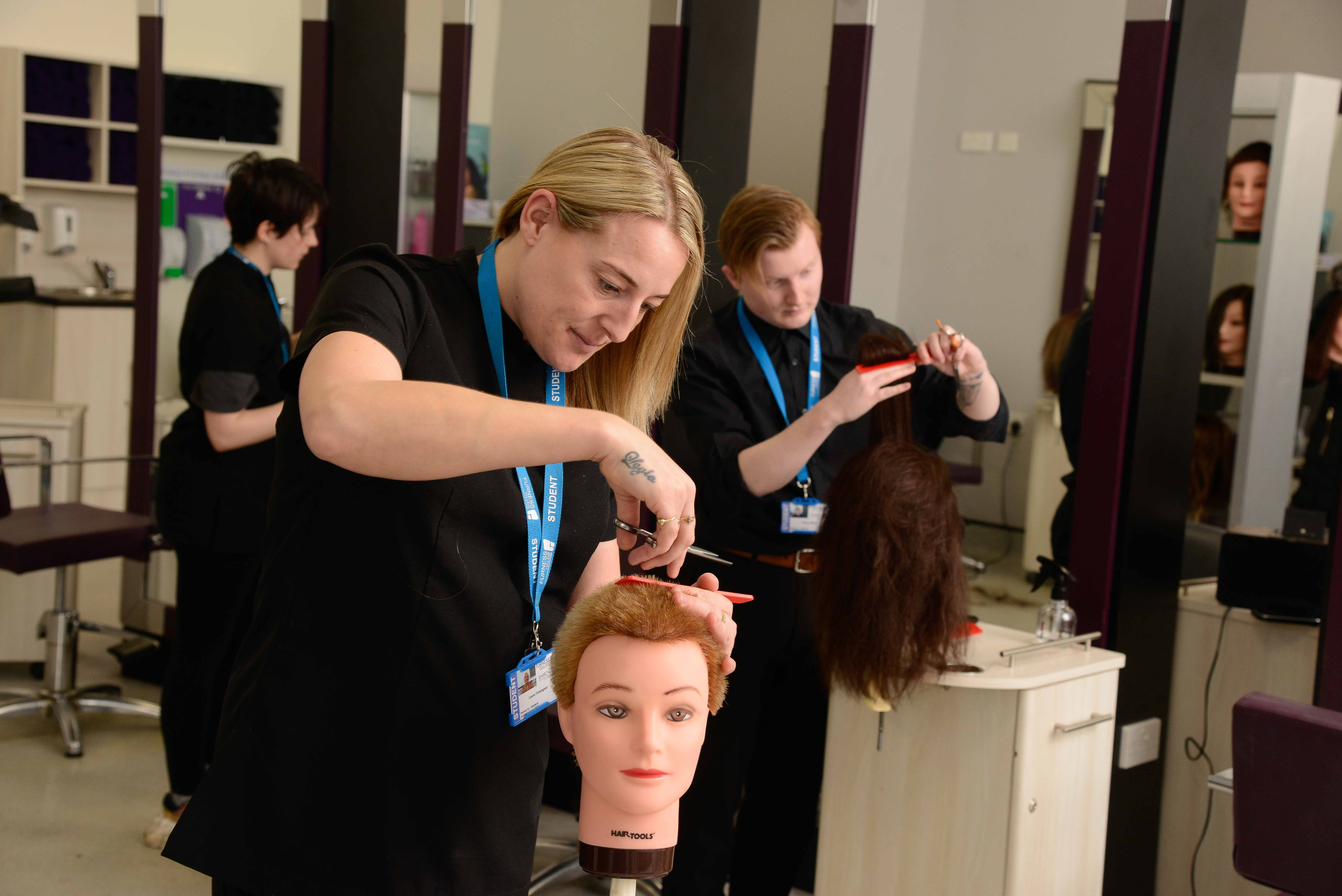 VTCT Level 1 Diploma in an Introduction to the Hair & Beauty Sector