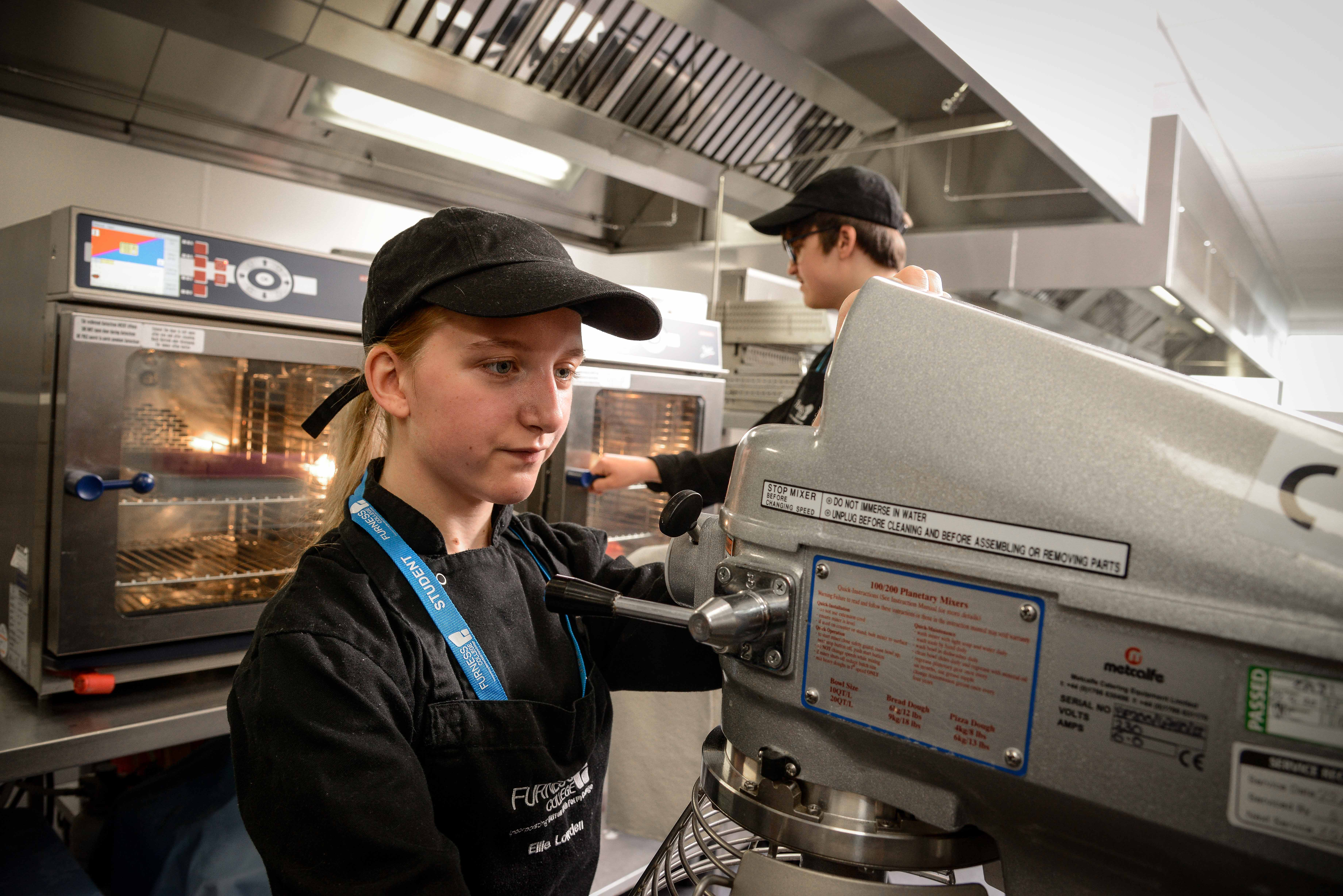 Level 2 NVQ Diploma in Food and Beverage Service