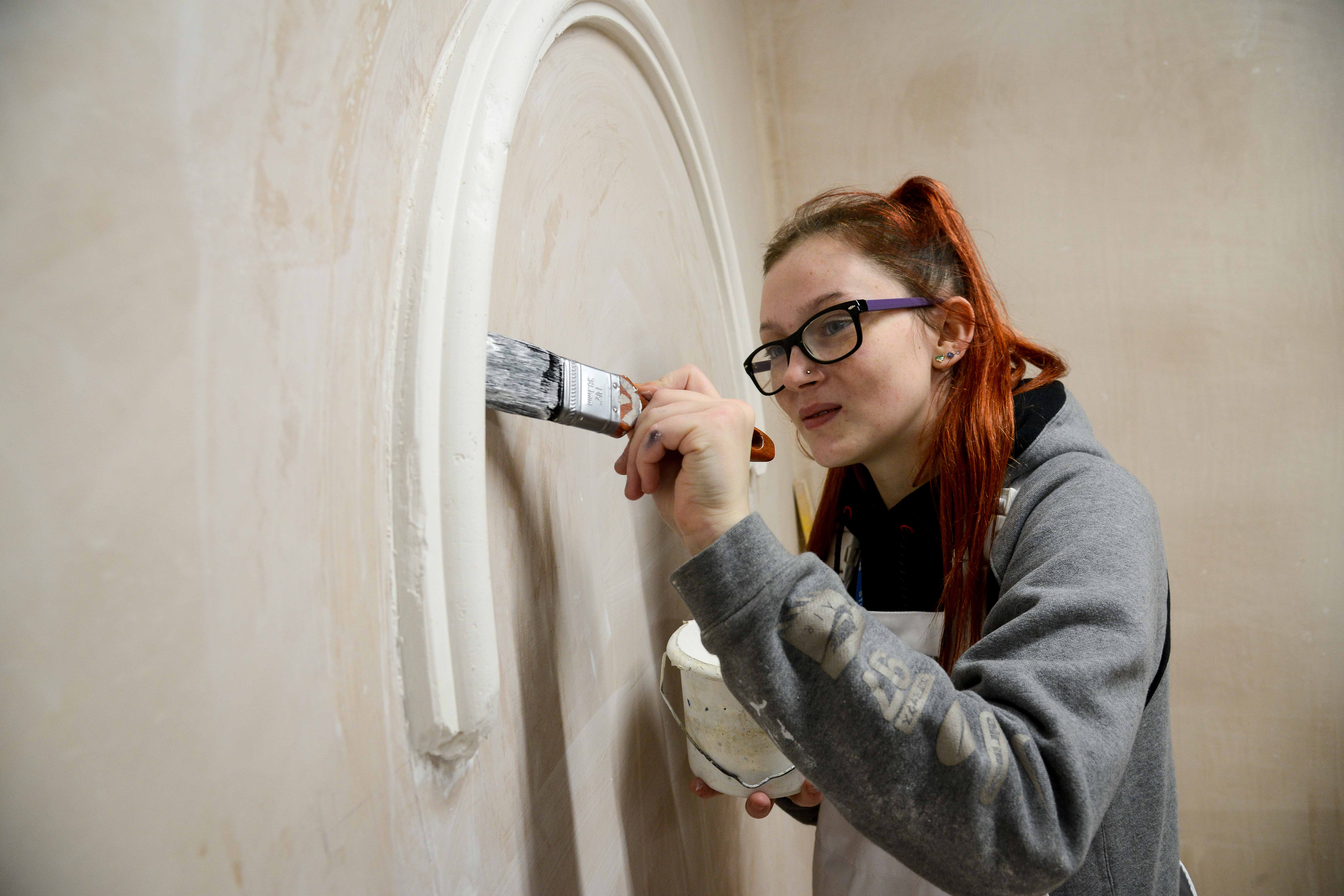Construction Crafts Diploma Level 1 (Brickwork, Carpentry & Joinery, Painting & Decorating, Plastering)