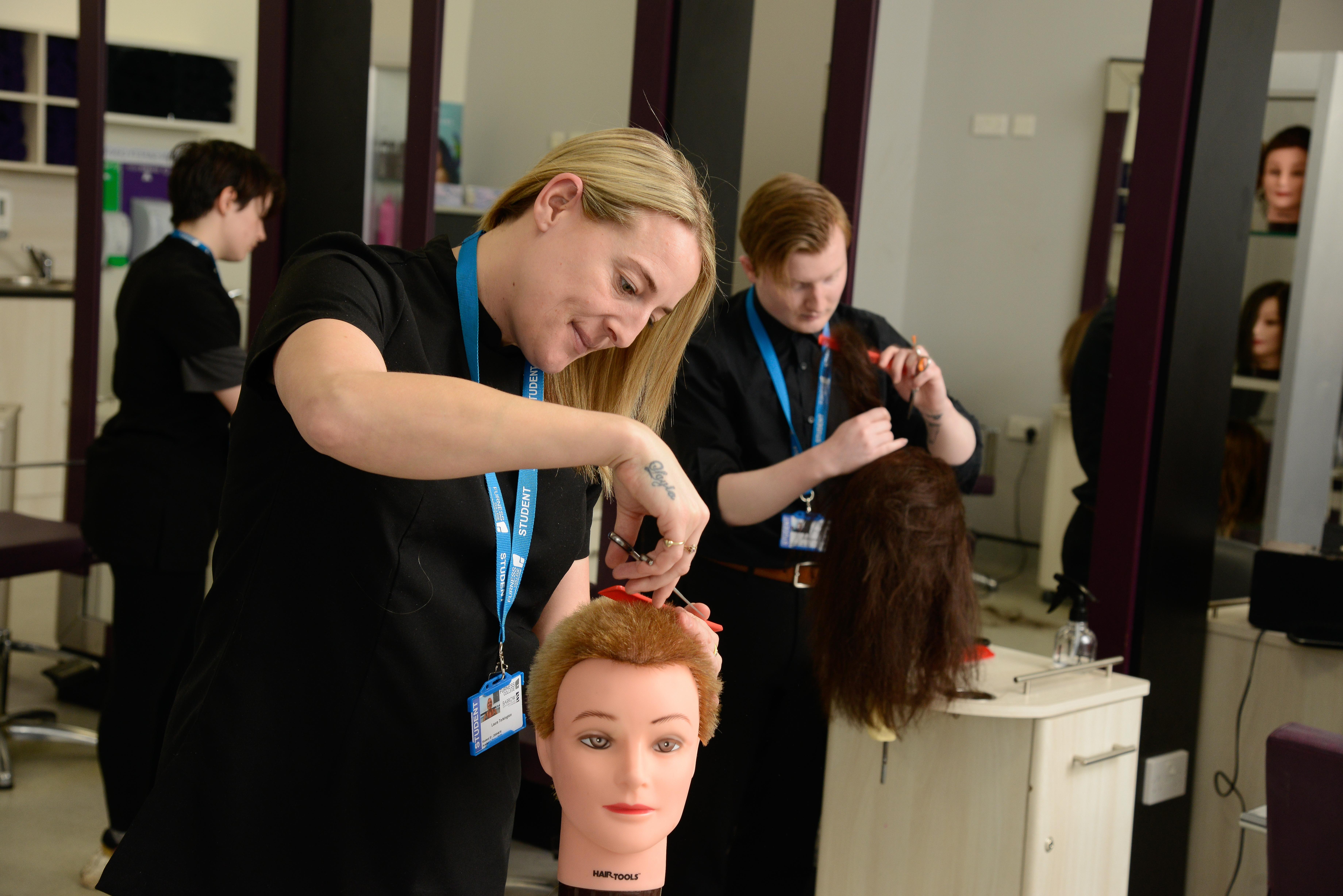 VTCT Level 1 Diploma in Hairdressing