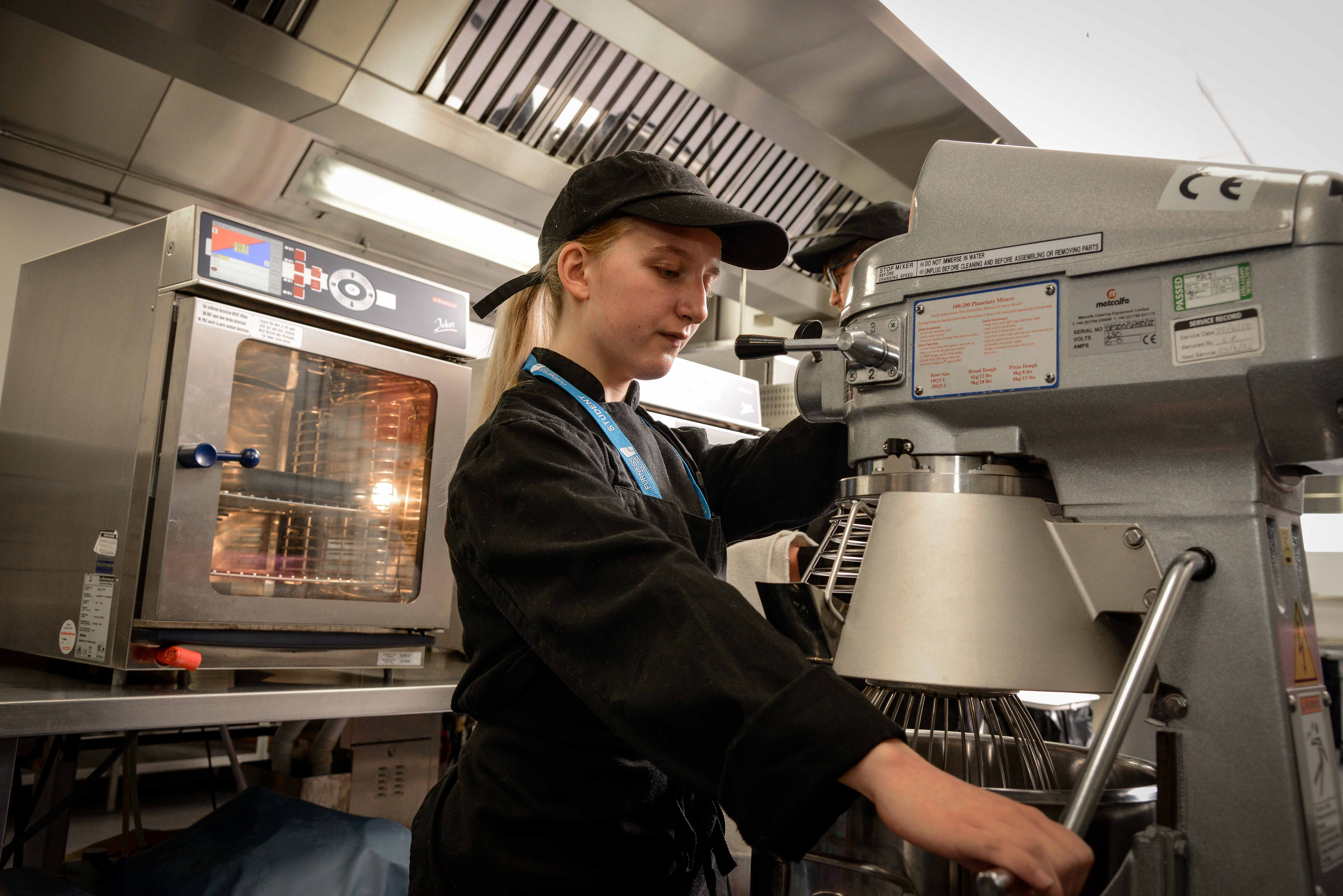 Level 2 NVQ Diploma in Food Production and Cooking